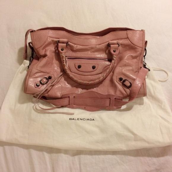 Balenciaga Handbags - *Price Firm* Pink Balenciaga Bag