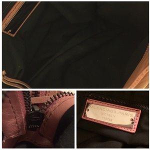 Balenciaga Bags - *Price Firm* Pink Balenciaga Bag