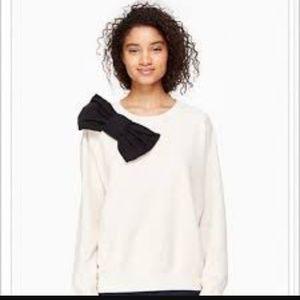 *SALE*Kate spade Bow Sweatshirt