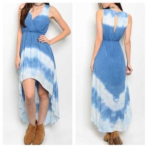 Dresses & Skirts - 🎉🎉HP 6/2🎉🎉 New - Tie Dye Dress
