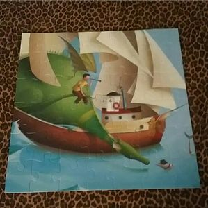 Other - Puff The Magic Dragon 50th Anniversary Cube Puzzle