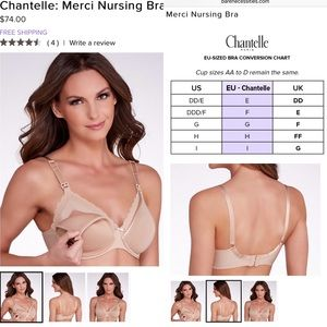efa9af172 Chantelle Intimates   Sleepwear - Chantelle Merci Nursing Bra
