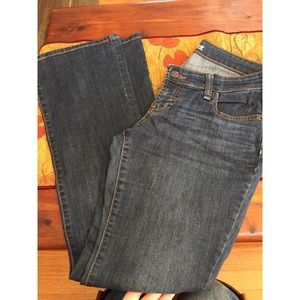 Old Navy Bootcut Jeans 2P