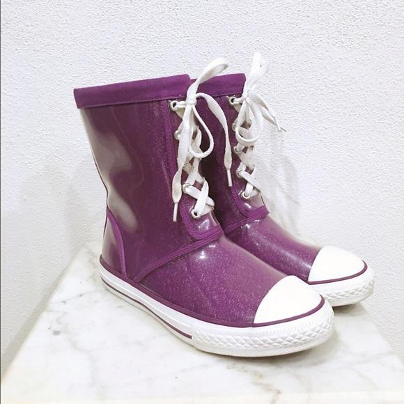 Converse Other - Converse rain boots 046a4f9689e9