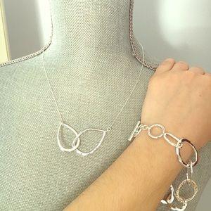 Chloe + Isabel Jewelry - Chloe + Isabel chain necklace and bracelet set