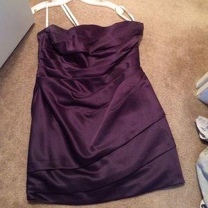David's Bridal Dresses & Skirts - Bridesmaid strapless dress