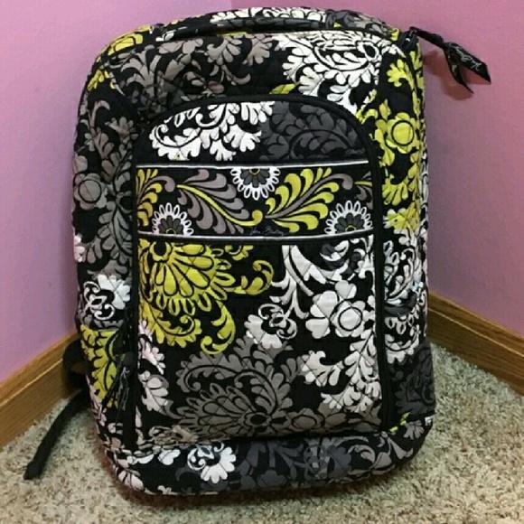 18c95e57260b  NEW  Vera Bradley Campus Backpack (Baroque)