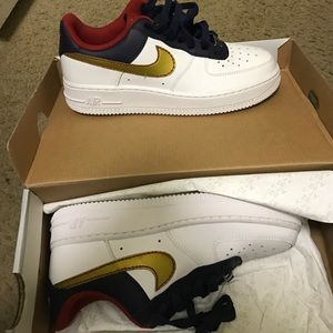 Other - Air Force one Charles Barkley sz4