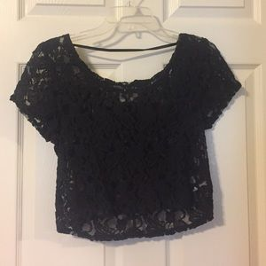 Urban outfitters crop top LIKE NEW