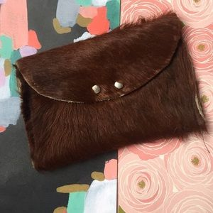 Costume Baldor Handbags - Furry Clutch!