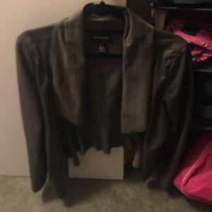 DKNY Jackets & Blazers - 100% Lamb Skin Leather Jacket