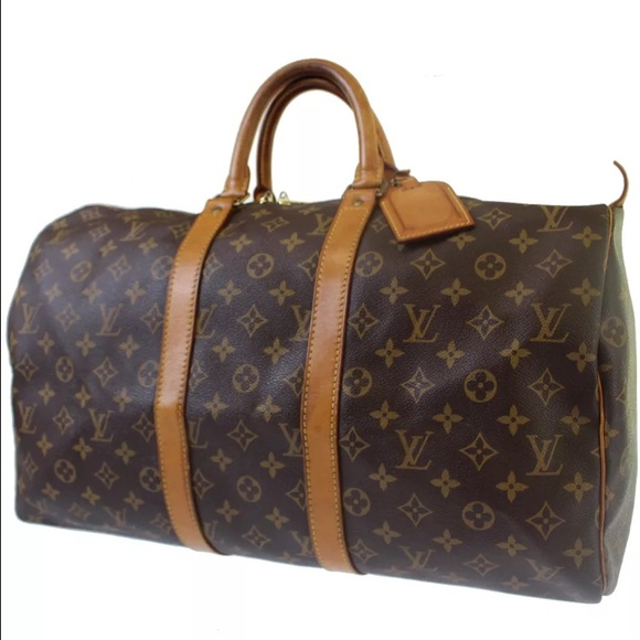 Louis Vuitton Handbags - 💯Authentic Louis Vuitton luggage Keepall 45 b47c235aa9edc