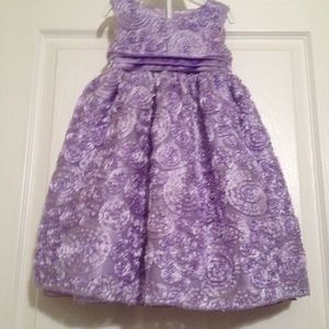 Other - American Princess Purple Formal Holiday Dress 2t
