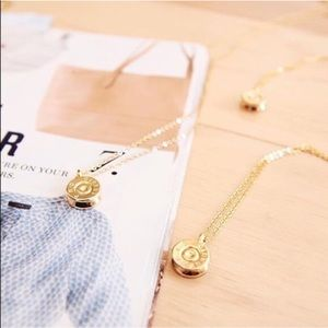 "Half United Jewelry - ""Tiny Top"" Necklace"