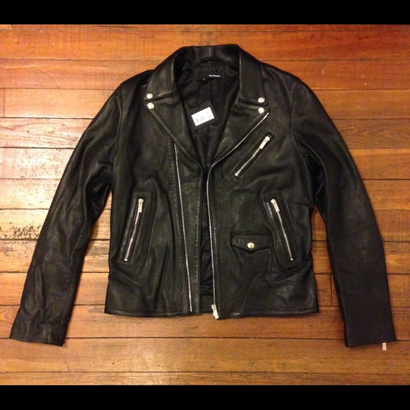 f22cedd1a3c The Kooples Jackets & Coats | Leather Biker Jacket | Poshmark