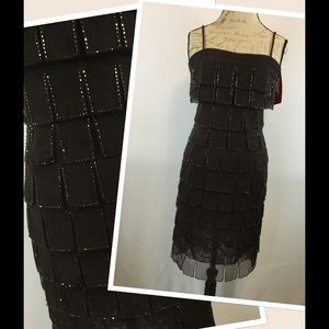 JS Collections Dresses & Skirts - Flapper style dress