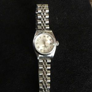 Rolex Accessories - Ladies 100% authentic Rolex watch