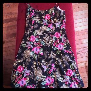 Jessica Howard Dresses & Skirts - Adorable Jessica Howard paisley floral dress sz12