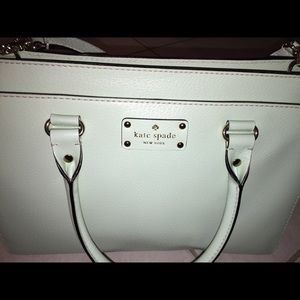 Authentic Kate Spade Wellesley handbag