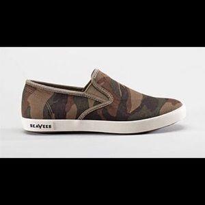 SeaVees Shoes - SeaVees® Baja Slip-On Camo Sneakers