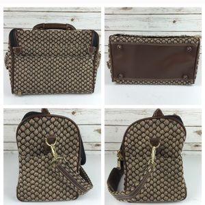 Diane von Furstenberg Bags   Dvf Train Case Cosmetic Tote Bag   Poshmark 70010e91cc