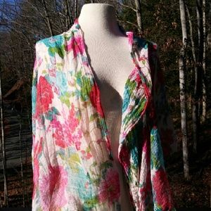 2for1 SUMMERTIME Flowy Scarf