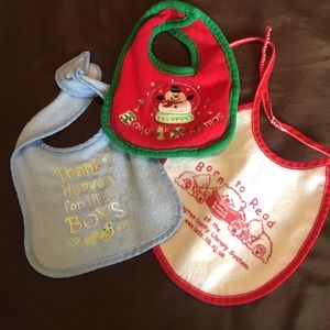 Other - 3 bibs