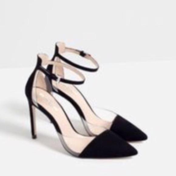 Zara Shoes   Zara Basic Collection