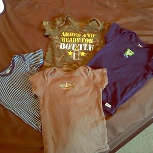 Other - Boy's 12 month Onesie bundle