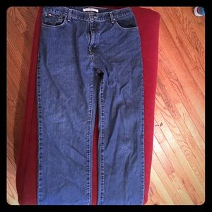 Tommy Hilfiger Denim - Tommy Hilfiger jeans size 12 faded and perfect