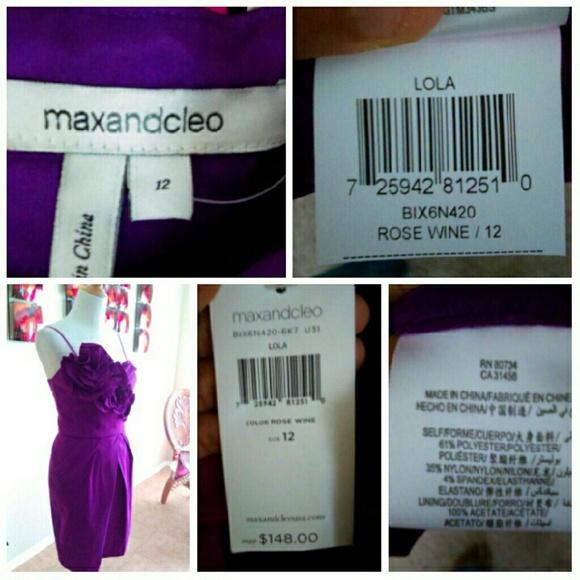 "Max & Cleo Dresses - Max & Cleo ""Lola"" Simi Formal"