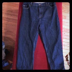 Lands' End Denim - NWOT Lands End Capri jeans size 14