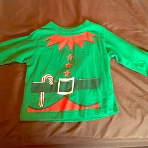 Tops - Long sleeve Elf Shirt