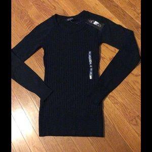 Energie Sweaters - PRICE DROP! Long Sleeve Herringbone Pattern