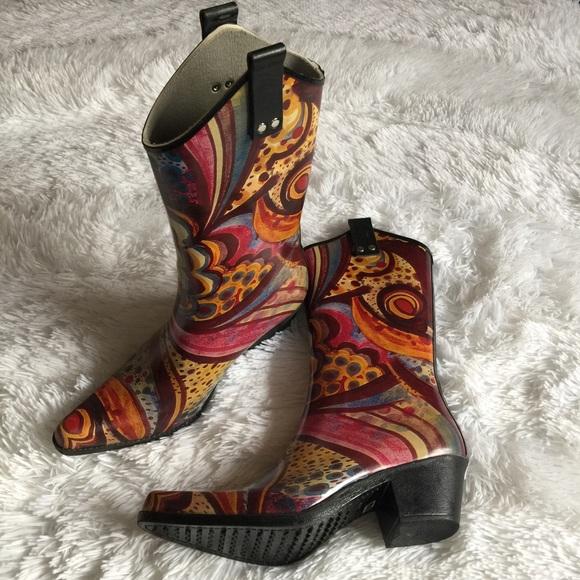 Nomad Shoes   Nomad Yippy Rain Boot