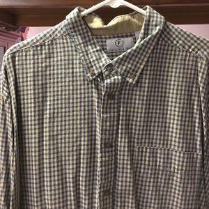 Farah Other - 3XL men's dress shirt, long sleeve