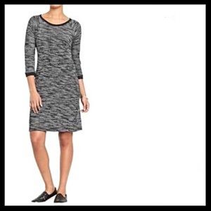 Old Navy Marl Knit Sweater Dress