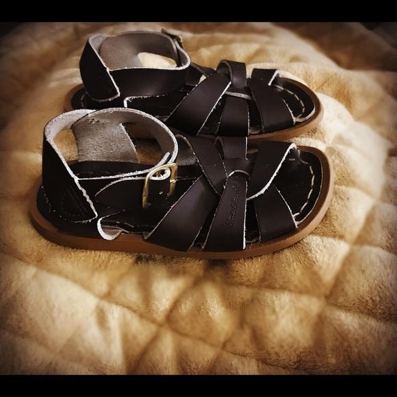 f632f4b82d1 Toddler boys Salt Water sandals. M 584db4022ba50ae03f00253b