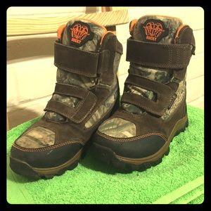 Rocky Other - Rocky Boys 12M Hiking/Snow boot Velcro