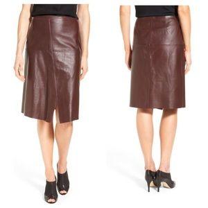 Classiques Entier Dresses & Skirts - Classiques Entier leather skirt