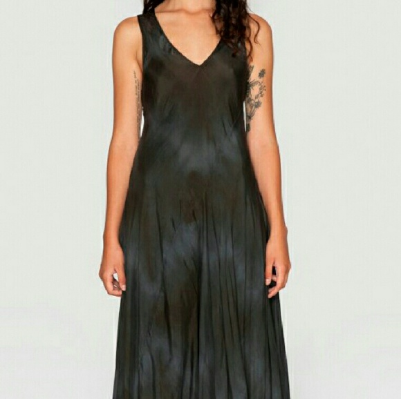 Johnny Was Dresses Sold Biya 100 Silk Maxi Dress Size Xs Poshmark