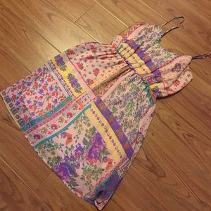 Floral Everly casual dress