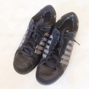 K-Swiss Other - - Men's - K-Swiss Black & Gray K-Swiss Shoes