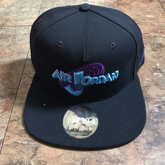 Space Jam Air Jordan SnapBack 49b13d88df0d
