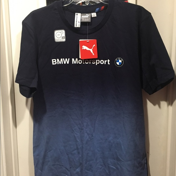 63 off puma other puma t shirt bmw motorsport nwt from. Black Bedroom Furniture Sets. Home Design Ideas
