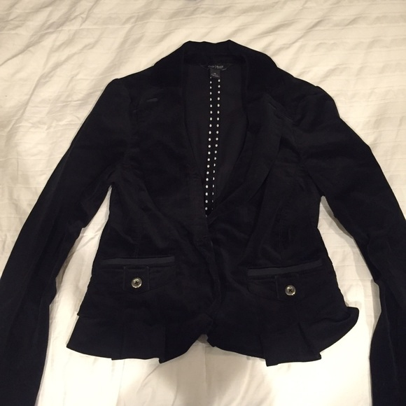 White House Black Market - Black dressy jacket from Christina&39s