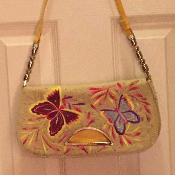 Christian Dior Handbags - Vintage Christian Dior Butterfly Bag ec029f86a74f7