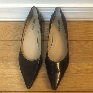 Ellen Tracy Shoes - Ellen Tracy Kitten Heel Pumps