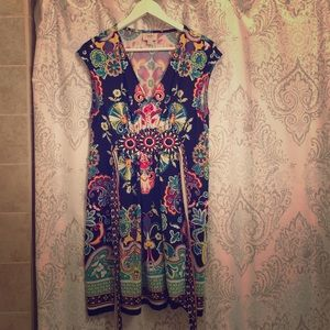 Like New Eci New York floral dress