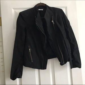 Black Helmut Lang Jacket